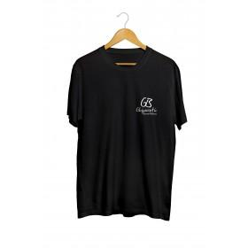 T-shirt noir de l'association Ghjuventù Barrettalese