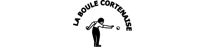 Boutique de l'association La boule cortenaise