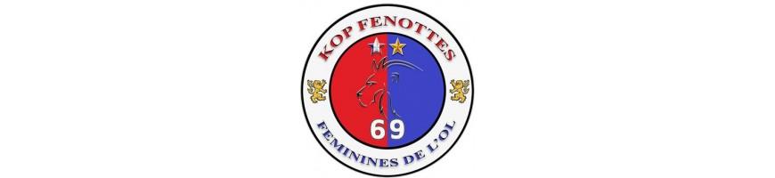 Boutique en ligne Kop Fenottes 69