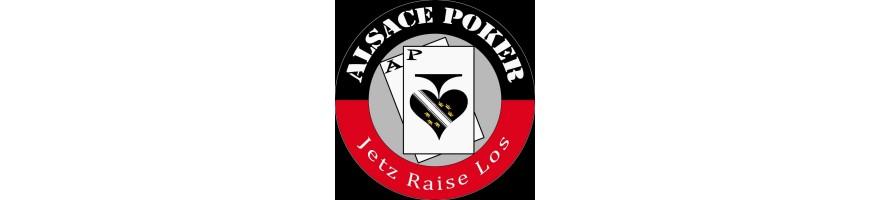 Boutique en ligne de l'association Alsace poker