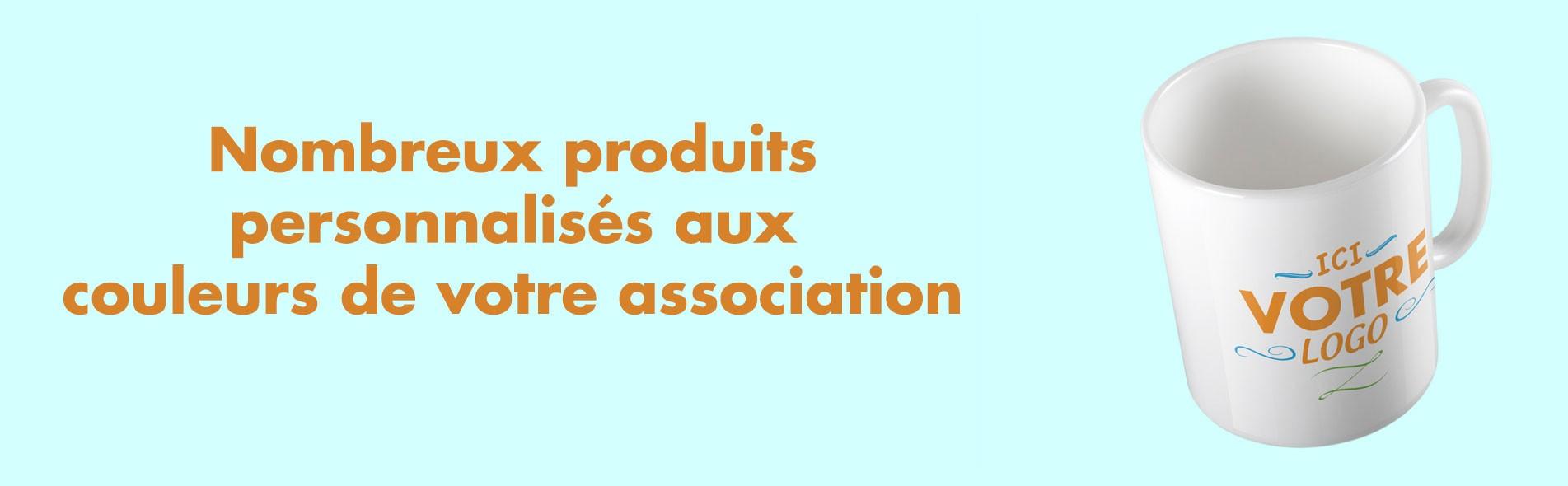 Nombreux produits